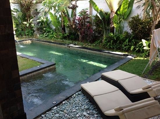 Dampati Villas: Private Pool & Gardens