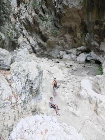 ущелье - Picture of St. Anthony Gorge, Rethymnon - TripAdvisor