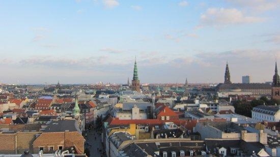 Rundetaarn: Example vista from the top