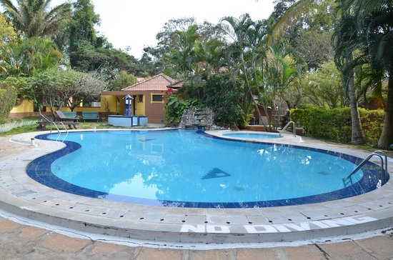 Swimming Pool Picture Of Hoysala Village Resort Hassan Tripadvisor