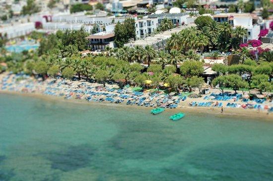 Sami Beach Hotel Bodrum