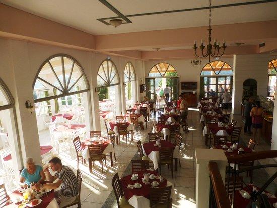 Arion Hotel : Restaurant  Innenbereich