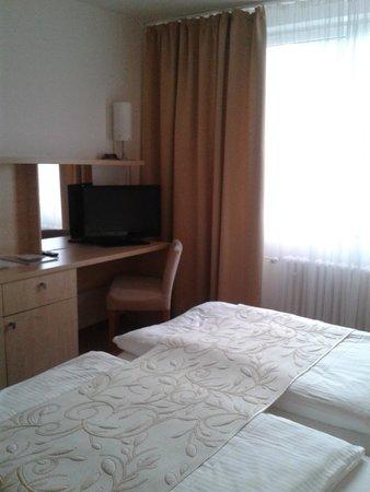 Hotel Vista: TV in my room