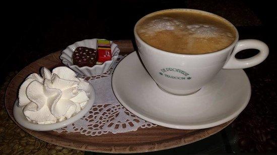 Tea-room De Proeverie: Latte