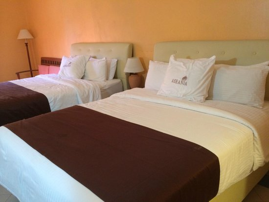 Aseania Resort & Spa Langkawi Island: Room with two queen beds