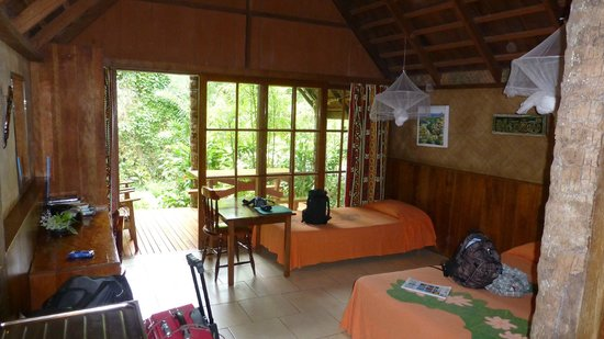 Atiu Villas: Bungalow