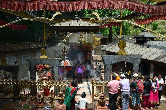 معبد داكشينكشالي