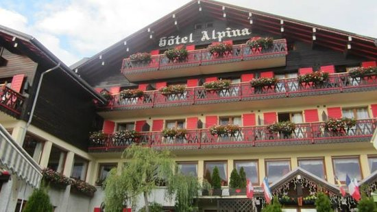Hotel Alpina Picture Of ChaletHotel Alpina Les Gets TripAdvisor - Hotel alpina les gets
