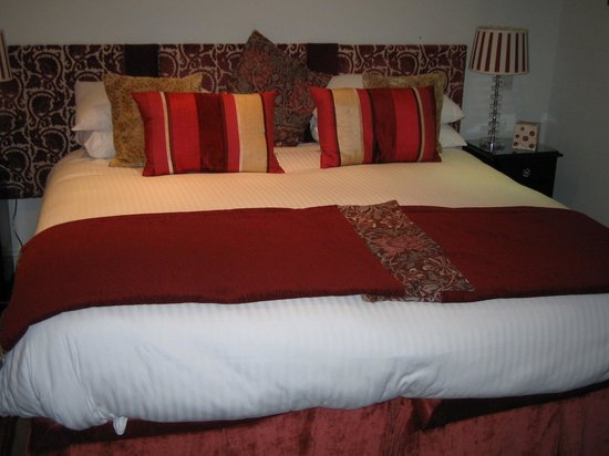 Royal Seven Stars Hotel: Daniel Defoe Room