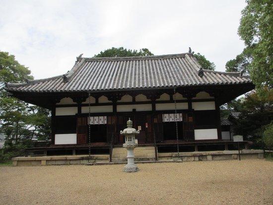 Kairyuoji Temple: 本堂