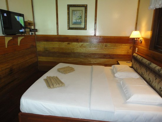 Sipadan Mabul Resort: Comfort beds