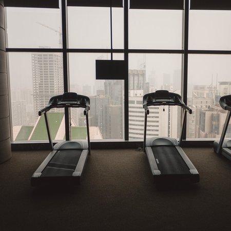 Qingdao Farglory Residence: gym