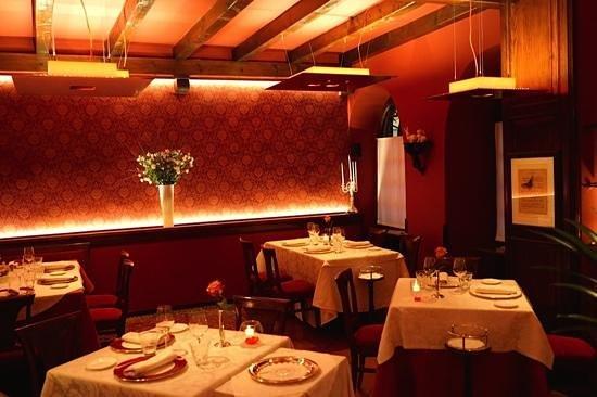 Ristorante La Tortuga: Restaurant