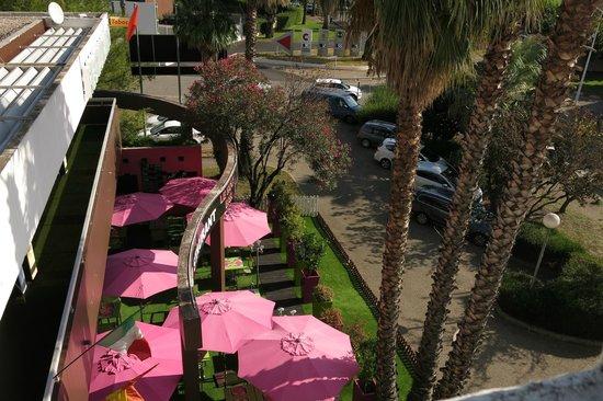 Grand Hôtel de Nîmes : Holiday Inn Nîmes depuis ch 201