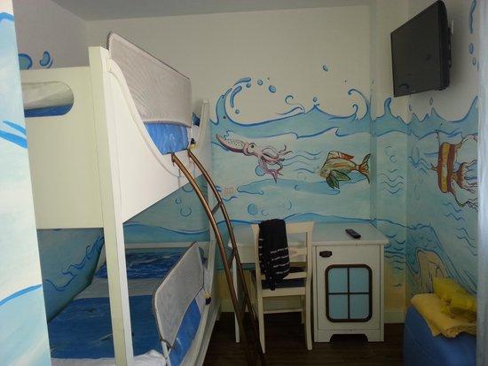 Hotel Select Suites & Spa: il mare in camera