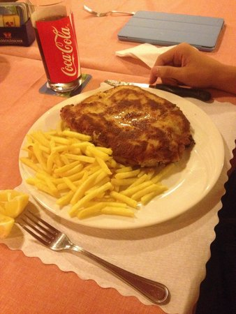 Niederhasli, Швейцария: Gordon Bleu 450gr.