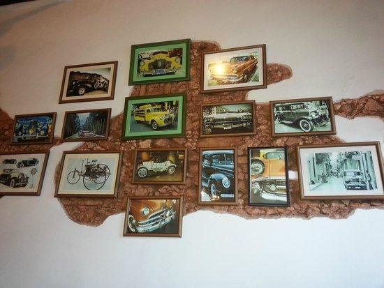 Restaurante San Jose: Wall Decor