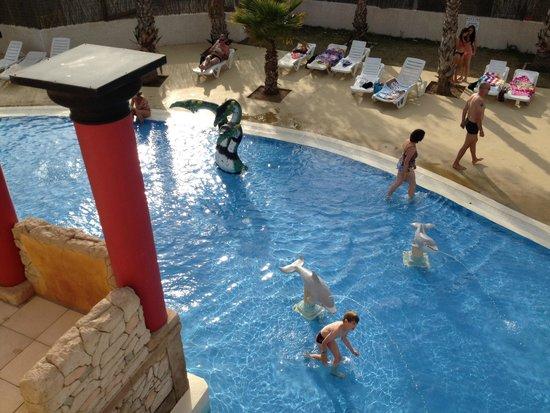 Yelloh! Village Mer et Soleil: Piscine enfants