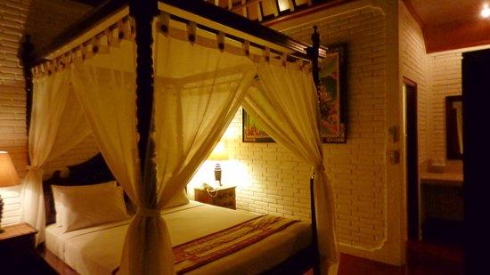 Sri Bungalows: romantischekamer
