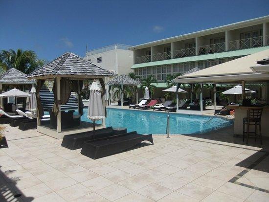 blu St Lucia : Pool