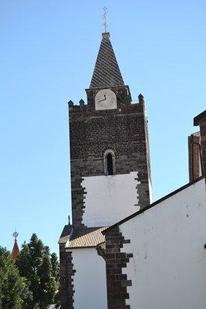 Cathedral Se: Vista torre do relógio