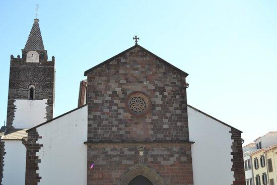 Cathedral Se: Vista frontal