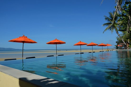 Chantaramas Resort & Spa: Pool