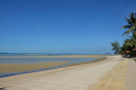 Chantaramas Resort & Spa: Strand + Meer