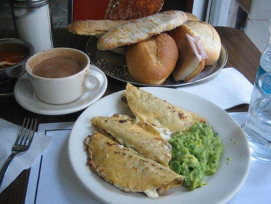 Cafe La Blanca Mexico City