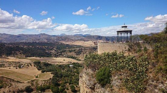 El Tajo: Viewpoint