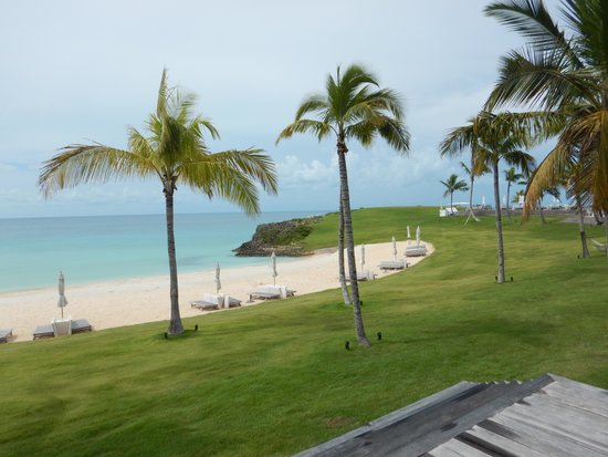 The Cove Eleuthera : View from our Oceanfront Room #7