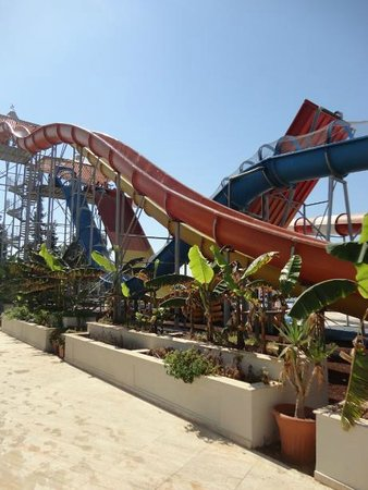 Club Cactus Paradise: aquapark