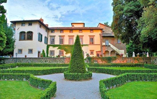 Villa di Piazzano: Facade
