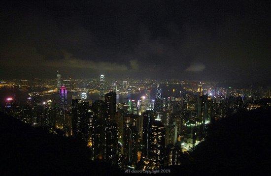 Victoria Peak (The Peak): Hong Kong city