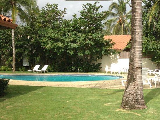 Hotel Playa Cambutal: Pool
