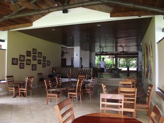 Hotel Playa Cambutal: Restaurant