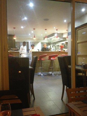 HANgoût Restaurant: Кухня