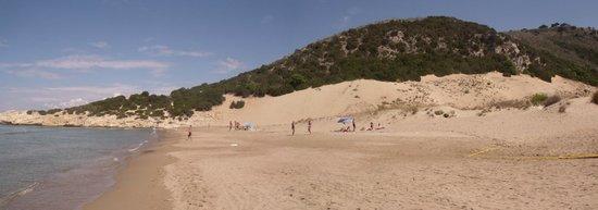 Verde al Mare Hotel : Lovely beach