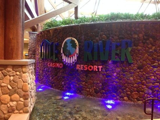 Little River Casino Resort: In the events center