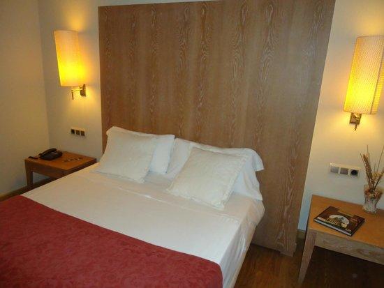 Hotel Entredos: Moderna, limpia y recien construida
