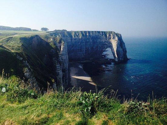 Les Tilleuls 1738 : Coastal walk