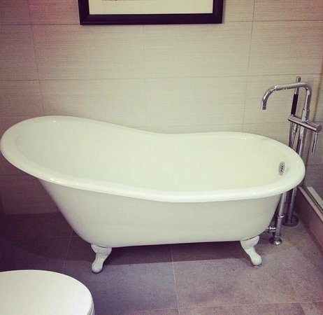 Chestnut Hill Hotel: Bathroom