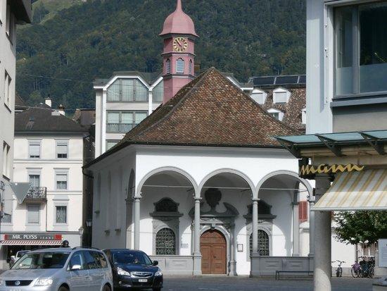 Bundeskapelle Brunnen: Bundekapelle Brunnen
