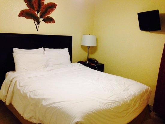 Sailport Waterfront Suites: Bedroom