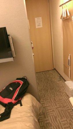 New Central Hotel: tiny room 2