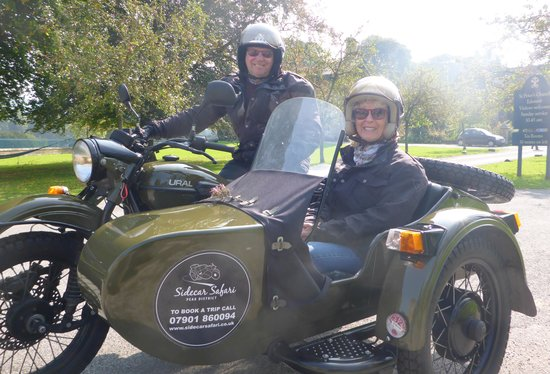 Sidecar Safari Peak District- Day Tours: Great experience