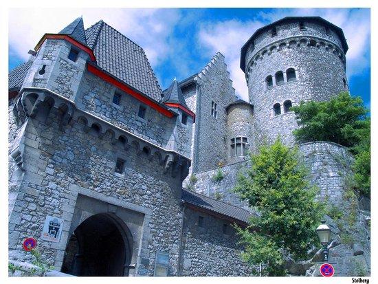 Altstadt Stolberg, Stolberger Burg
