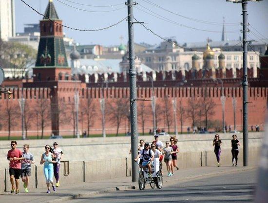 Russia Running Tours