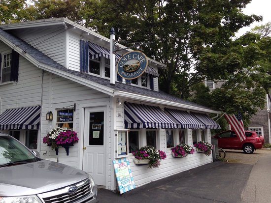 Cove Cafe : Charming cafe!
