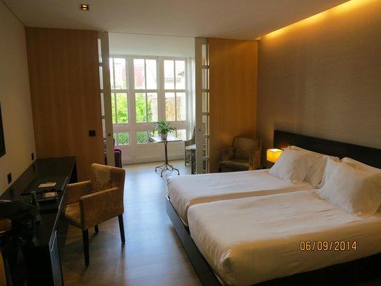 Hotel Gastronomico San Miguel: Bedroom